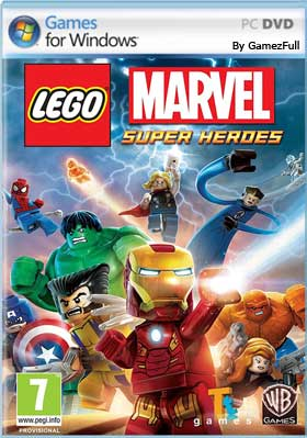 LEGO Marvel Super Heroes PC [Full] Español [MEGA]