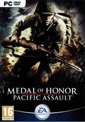 Medal of Honor Pacific Assault PC [Full] Español [MEGA]