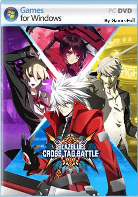 Descargar BlazBlue Cross Tag Battle PC Full español mega y google drive /