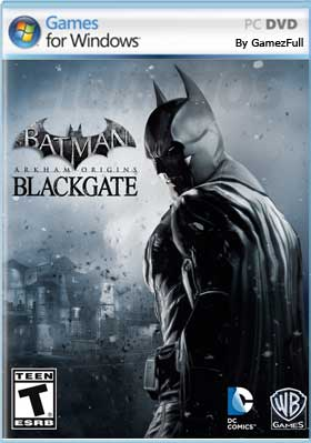 Batman Arkham Origins Blackgate [Full] Español [MEGA]