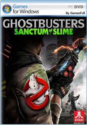 Ghostbusters Sanctum of Slime PC [Full] Español [MEGA