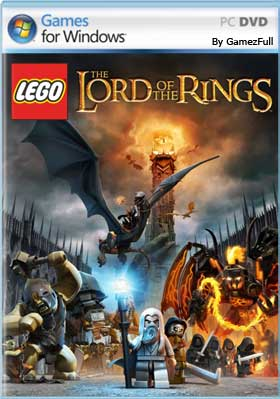 Descargar LEGO Lord of the Rings pc full español mega y google drive /