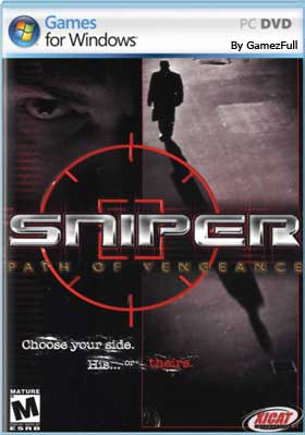 Sniper Path of Vengeance PC [Full] [MEGA]