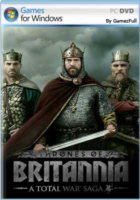 Descargar Total War Saga Thrones of Britannia pc full español mega y google drive /