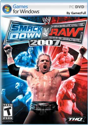 WWE SmackDown vs. Raw 2007 PC Full
