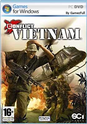 Descargar Conflict Vietnam pc full español mega y google drive /