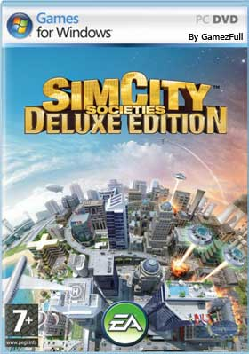 Descargar SimCity Societies Deluxe Edition pc full español mega y google drive /
