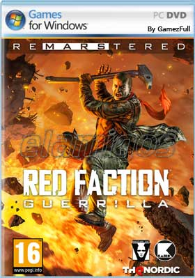 Descargar Red Faction Guerrilla ReMarstered pc full español mega y google drive /