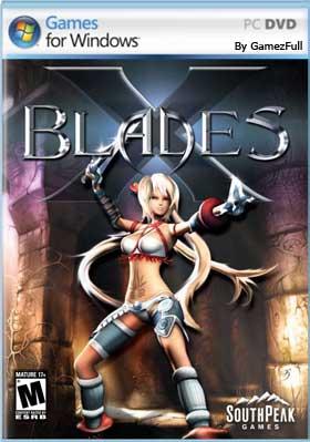 X-Blades PC [Full] Español [MEGA]