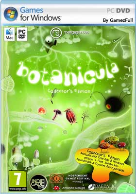 Botanicula Collector's Edition PC [Full] Español [MEGA]