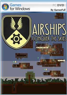 Descargar Airships Conquer the Skies pc español mega y google drive /