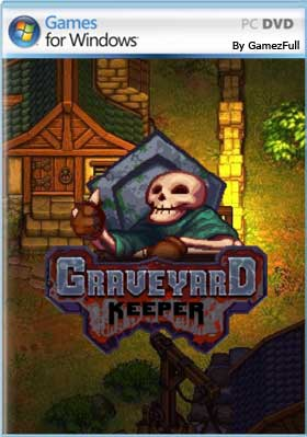 Descargar Graveyard Keeper pc full español mega y google drive /