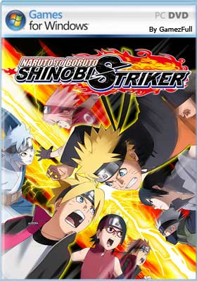 Descargar Naruto to Boruto Shinobi Striker pc español mega y google drive /