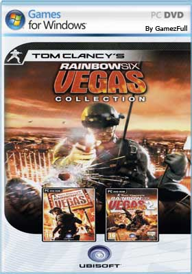 Descargar Tom Clancy's Rainbow Six Vegas 1 & 2 PC Español mega y google drive /