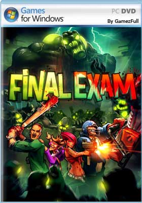 Descargar Final Exam pc español mega y google drive /