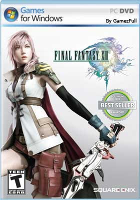 Final Fantasy XIII PC [Full] Español [MEGA]