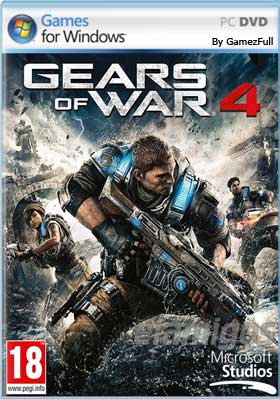 Gears of War 4 PC [Full] Español [MEGA]