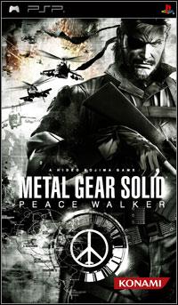 Metal Gear Solid Peace Walker [PSP] Español [MEGA]