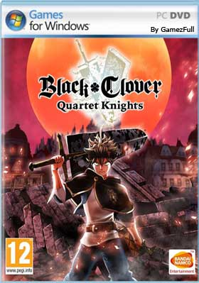 Descargar Black Clover Quartet Knights pc español mega y google drive /