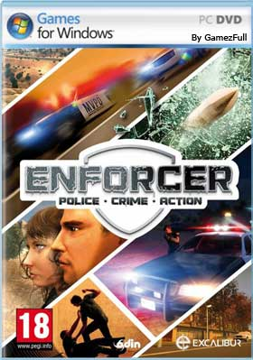 Descargar Enforcer Police Crime Action pc español mega y google drive /