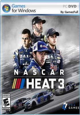 Descargar NASCAR Heat 3 pc español mega y google drive /