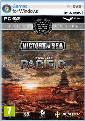 Descargar Victory At Sea Pacific pc español mega y google drive /