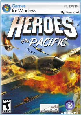 Heroes Of The Pacific PC Full Español