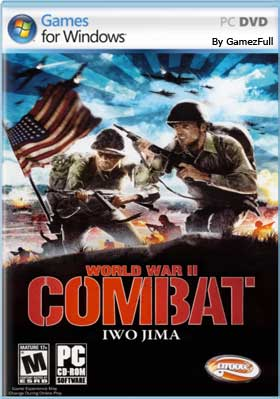 World War II Combat Iwo Jima PC Full