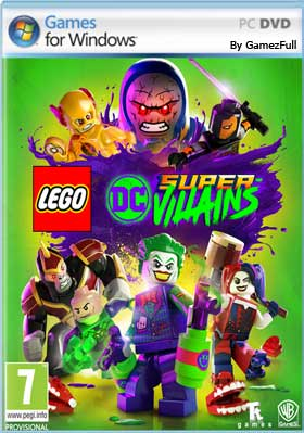 LEGO DC Super-Villains PC [Full] Español [MEGA]