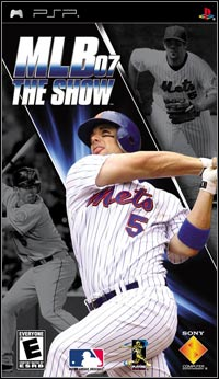 MLB 07 The Show [PSP] (ISO – USA) [MEGA]