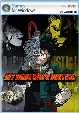 My Hero Ones Justice PC [Full] Español [MEGA]