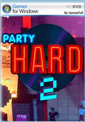Party Hard 2 PC [Full] Español [MEGA]