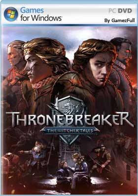 Thronebreaker The Witcher Tales PC [Full] Español [MEGA]