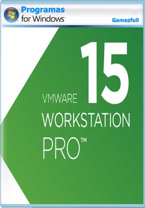 Descargar VMware Workstation Pro 15 full español 32 / 64 bits mega y google drive /