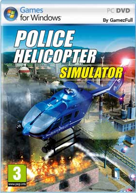 Police Helicopter Simulator (2018) PC Full Español