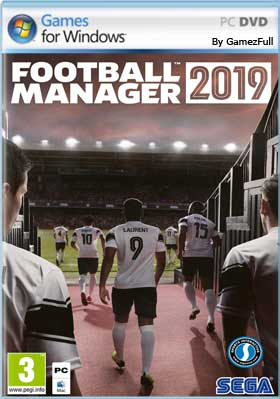 Football Manager 2019 PC [Full] Español [MEGA]